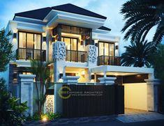 Jasa Arsitek Desain Rumah Bapak Tony