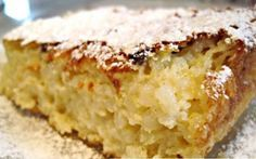 Czech Recipes, Ethnic Recipes, Sweet Recipes, Cake Recipes, Something Sweet, Main Meals, Summer Recipes, Cornbread, Food To Make