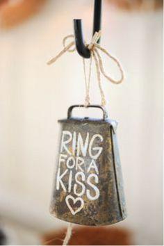 40a wedding kiss bell