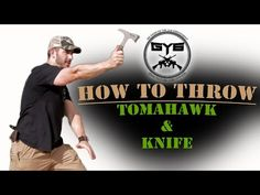 What will a Throwing Knife, Axe, or Tomahawk do to you if thrown at your chest? Lets see the shocking results in SLOW MOTION. This is something I've wanted t...