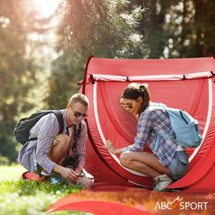 EFFORTLESS CAMPING – Pops open into a read-to-use form (auto-setup) in a blink & proves easy to fold into a compact form – Abco Pop up tent is ideal for casual camping and accommodates 1-2 persons. Like a beautiful spot enroute? Setup your tent instantly!  Pop Up Camping Tent, Pop Up Tent, Outdoor Camping, Instant Tent, 2 Person Tent, Tent Reviews, Beach Tent, Carry On Bag, Cabana