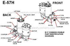 Meyer Plow Pump Daisy Powerline Parts Diagram 25 Best Snow Installs Images Salem S Lot E 57 And 57h