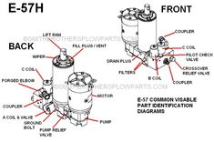 meyer plow pump vga wiring diagram colours 25 best snow installs images salem s lot parts e 57 and 57h