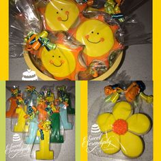 """Packed & Ready!💛  Sweet Serendipity by Bernice """"Edible ideas come to life"""" Cakes/Cookies/Cupcakes for all occasions! 305-934-2404 (Call or Text) #SweetSerendipitybyBernice #EdibleIdeasCometoLife Like us on Facebook or Instagram! https://lnkd.in/ePYCQ7K #doralcookies #cakes #bernicemirabal #doralcakes #bernicecakes #bernicecookies"""