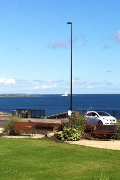 St Mary light house Whitley bay 16 th August 2013 www.tynemouthwebcam.com