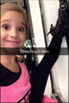 Kenzie's snapchat