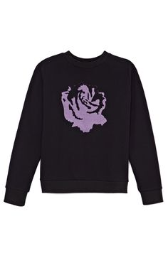 Lucky Rose Sweatshirt by Opening Ceremony for Preorder on Moda Operandi
