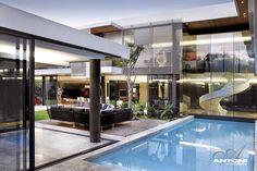 Decor Salteado - Blog de Decoração e Arquitetura : Casa de vidro moderna e espetacular!