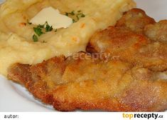 Mashed Potatoes, Cauliflower, French Toast, Chicken, Meat, Vegetables, Breakfast, Ethnic Recipes, Whipped Potatoes