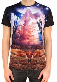 The Giant Peach - Imaginary Foundation - Couple'Topia Sublimation Men's Tee, $39.00 (http://www.thegiantpeach.com/imaginary-foundation-coupletopia-sublimation-mens-tee/)