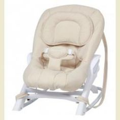 Soon after birth, a baby likes to be elongated slightly raised position with curiosity to discover the world around him. The bouncer Cocon Evolution Bébé Confort is scalable to provide your baby with the best position in each age group.