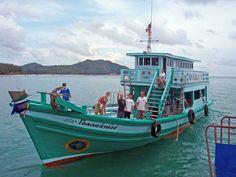 Chaloklum Diving - Diving Schools Scuba Diving Thailand, Diving School, Koh Phangan, Schools, Boat, Dinghy, School, Boats, Colleges
