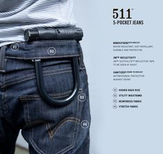 #levis commuter | this entire collection will empty your pockets!