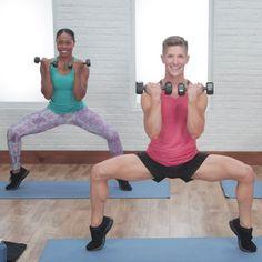 45-Minute Full-Body Workout | Jake DuPree