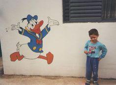 Donald e Felipe Lourençon Conti