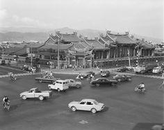 Xingtian Temple in the 1980s