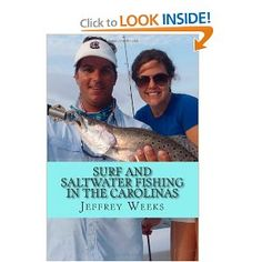 Surf and Salt Water Fishing in the Carolinas