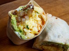 Bacon, Egg, and Cheese Breakfast Burrito Recipe | Serious Eats