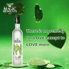 The #love for #vodka never ends...