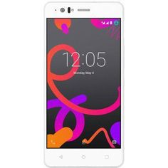 Смартфон BQ Aquaris M5.5 16GB 2GB RAM белый (C000134)  — 16790 руб. —  Aquaris M5.5 White/white 5.5'' 1920x1080, 1.5GHz, 8 Core, 2GB RAM,16GB, up to 64GB flash, 13Mpix, 5Mpix, 2 Sim, 2G, 3G, LTE, BT, Wi-Fi, NFC, GPS, Glonass, 3620mAh, Android 5.1, 162g, 151,8x75,5x8,5