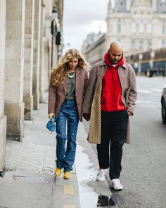 """Emili Sindlev on Instagram: """"❤️"""" Autumn Winter Fashion, Fall Winter, Winter Style, Bomber Jacket, Winter Jackets, Hipster, Street Style, Photo And Video, Clothes"""