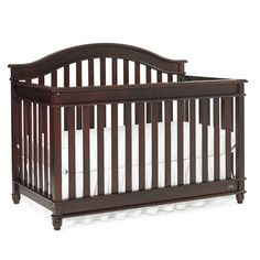 Its design transforms with your child from infancy through their adult years, easily converting from a crib to toddler and day bed and on to a full size bed.