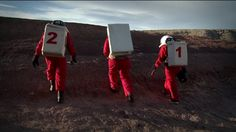 SOUTHEASTERN UTAH — Three individuals are simulating a mission to Mars for the next two weeks in a desolate area in southeastern Utah. The crew explores the area as they would the Red Planet,…