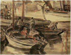 Concarneau et ses Peintres, Yan Robert