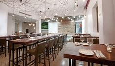 Tantalo Hotel: Panamanians, expats and visitors alike dine on hearty tapas fare in the sleek restaurant.