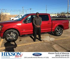 I had an outstanding time here today at Hixon. Jim McMechan, Lisa Hannibal and entire crew there were great and very courteous.-Thanks, Corey, Thursday 1/28/2016  http://www.hixsonfordmonroe.com/?utm_source=Flickr&utm_medium=DMaxxPhoto&utm_campaign=DeliveryMaxx