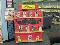"I ""mustache"" you to read.. display"
