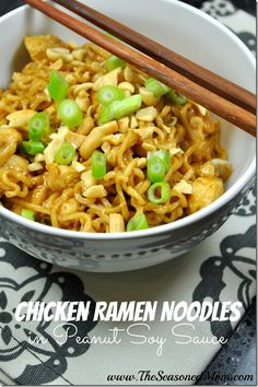 Hi! Since the Chinese New Year celebration is this week, I thought that it would be an appropriate time to share a tasty Chinese-inspired recipe with you. This is a jazzed up version of the college-kid favorite: Ramen noodles! It's affordable, fast, and easy – all of the same reasons that students love it –...Read More »
