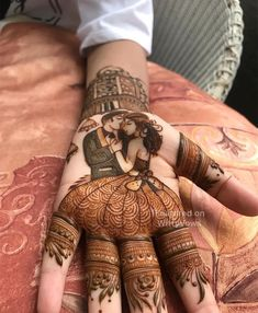 Browse the latest Mehndi Designs Ideas and images for brides online on HappyShappy! We have huge collection of Mehandi Designs for hands and legs, find and save your favorite Mehendi Design images. Mehndi Designs Book, Mehndi Designs 2018, Modern Mehndi Designs, Dulhan Mehndi Designs, Mehndi Design Pictures, Wedding Mehndi Designs, Beautiful Mehndi Design, Mehndi Designs For Hands, Tattoo Designs