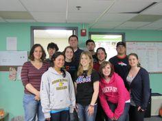 Stylus Staff Spring 2011