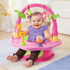 "Summer Infant Super Seat Deluxe Island Giggles - Girl - Summer Infant - Babies ""R"" Us"