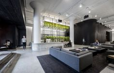 Squarespace Office by Architecture + Information - Office Snapshots