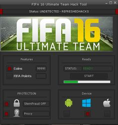 FIFA 16 Ultimate Team Hack Cheat 	http://modhacks.com/fifa-16-ultimate-team-hack-cheat/