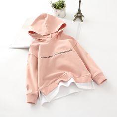 5pcs/lot Girls Sweatshirts Cotton Patchwork Long Sleeve Tee Shirt Kids Children Tops //Price: $101.25 //     #fashionkids