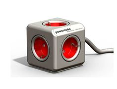 PowerCube can be used standalone, or to expand the PowerCube Extended or Extended USB, providing five additional outlets.  http://4myapple.cz/cs/vyhledavani?s=power+cube#s=power+cube