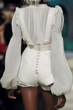 ZsaZsa Bellagio – Like No Other Ulyana Sergeenko haute couture s/s 2013