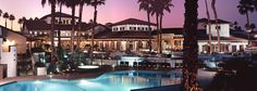 Rancho Las Palmas, where we stayed in Palm Desert