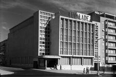 Cinema Alvalade, Lisboa, anos 50