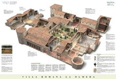 In ancient Greek and Roman cities, whole blocks of housing were built up to f...