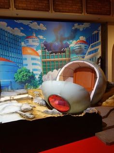 j-world tokyo | Dragon Ball themed food and treats. OMG!!! - Picture of J-WORLD TOKYO ...