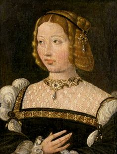 Isabella of Portugal, Empress of Germany, Queen of Spain, after Vermeyen
