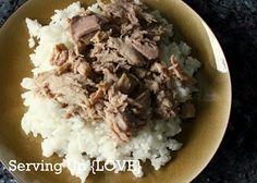 Katherine's Kitchen: Serving Up {Pork}: Kalua Pork