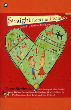 """1998 """"Straight from the Heart"""" Mammoth anthology (includes my story """"Gift"""")"""