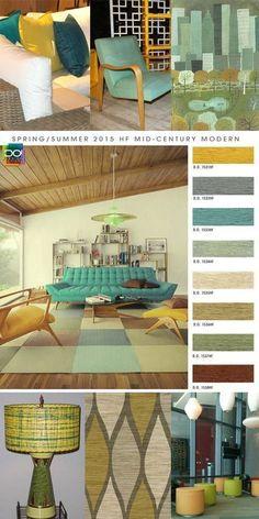 WeConnectFashion Trends| HOME INTERIORS COLOR TRENDS S/S 2015. DESIGN OPTIONS, International Trend Forecasting Report For Fashion Business | Home&Interior Design Trends - Tendències d'interiorisme. | Scoop.it