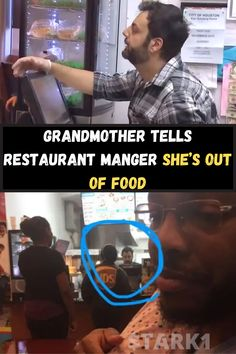 A couple was dining at a Frenchy's Chicken restaurant in Houston when they overheard a conversation coming from the register. It was between the manager and a woman, who didn't have any money to purchase food.