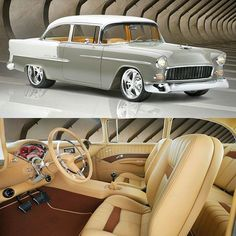 1955 Chevy Modified..Re-pin..Brought to you by #agentsofcarinsurance at…